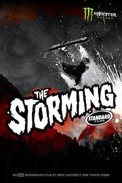 The Storm movie poster.