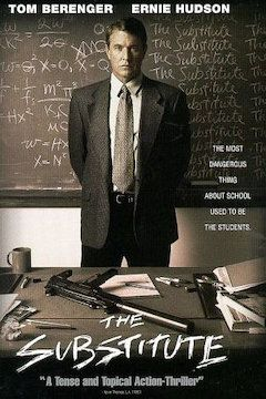 The Substitute movie poster.