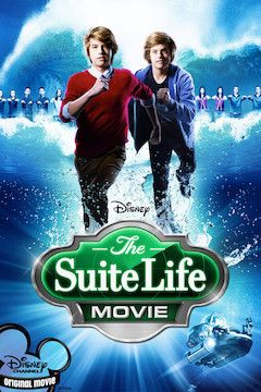 The Suite Life Movie movie poster.
