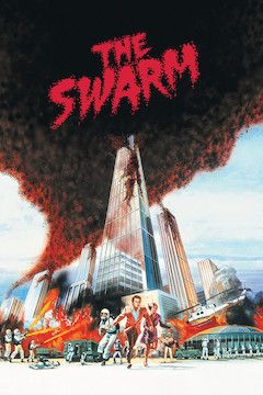 The Swarm movie poster.