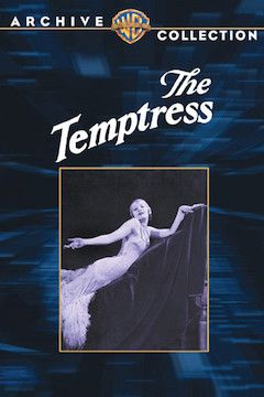 The Temptress movie poster.
