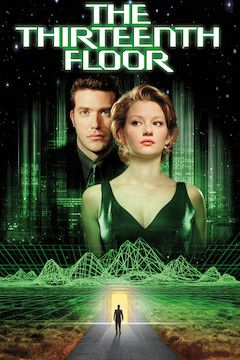 The Thirteenth Floor movie poster.