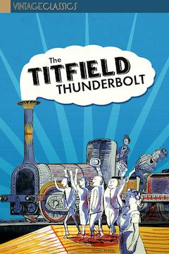 The Titfield Thunderbolt movie poster.