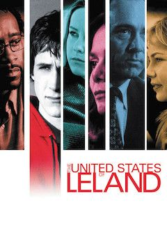 The United States of Leland movie poster.