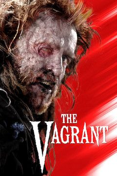 The Vagrant movie poster.