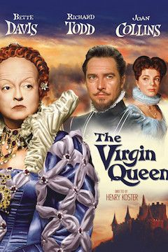 The Virgin Queen movie poster.