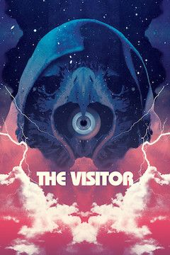 The Visitor movie poster.