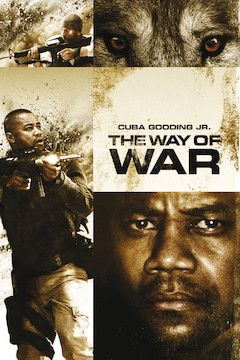 The Way of War movie poster.