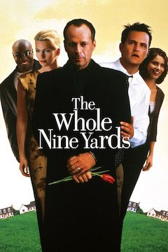 The Whole Nine Yards movie poster.