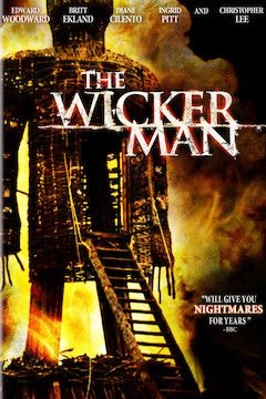 The Wicker Man movie poster.