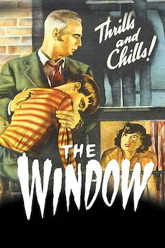 The Window movie poster.