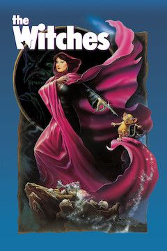 The Witches movie poster.