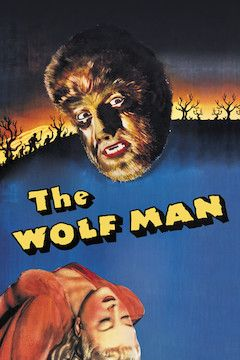 The Wolf Man movie poster.