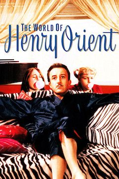 Poster for the movie The World of Henry Orient