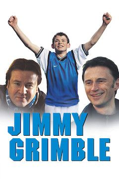 There's Only One Jimmy Grimble movie poster.