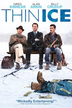 Thin Ice movie poster.
