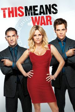 This Means War movie poster.