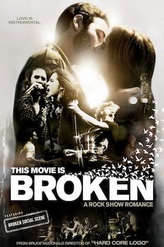 This Movie Is Broken movie poster.
