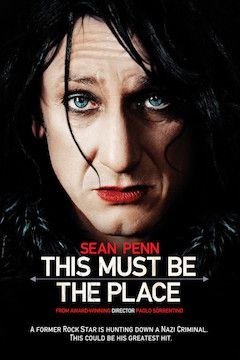 This Must Be the Place movie poster.