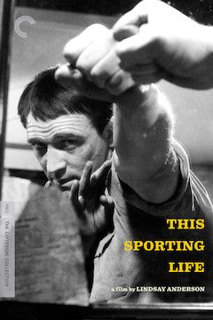 This Sporting Life movie poster.