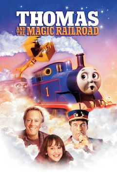 Thomas and the Magic Railroad movie poster.