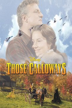 Those Calloways movie poster.