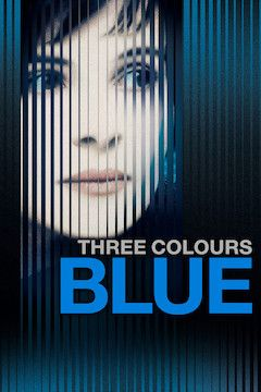 Three Colours: Blue movie poster.