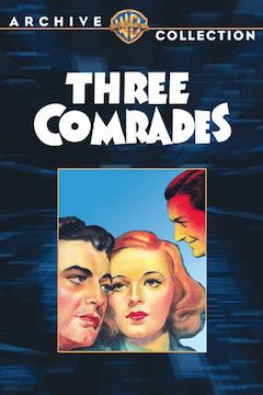 Three Comrades movie poster.