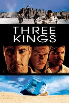 Three Kings movie poster.