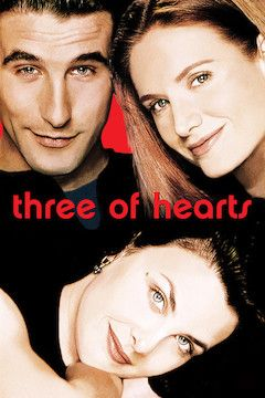 Three of Hearts movie poster.