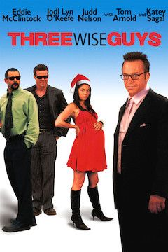 Three Wise Guys movie poster.