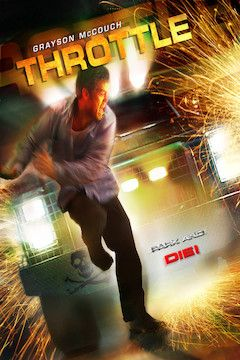 Throttle movie poster.