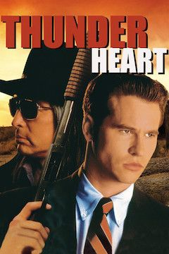 Thunderheart movie poster.