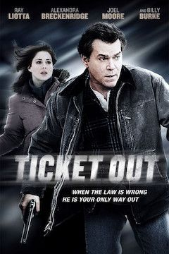 Ticket Out movie poster.