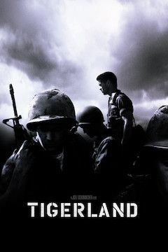 Tigerland movie poster.