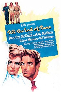 Till the End of Time movie poster.