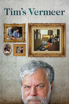 Tim's Vermeer movie poster.