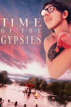 Time of the Gypsies movie poster.