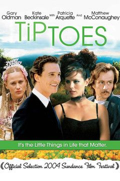 Tiptoes movie poster.