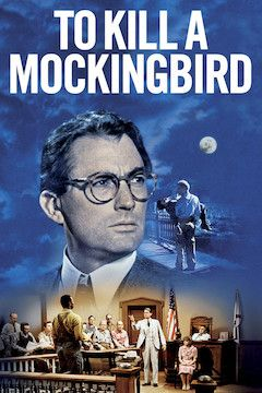 To Kill a Mockingbird movie poster.