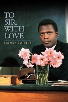 To Sir, With Love movie poster.