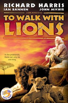 To Walk With Lions movie poster.