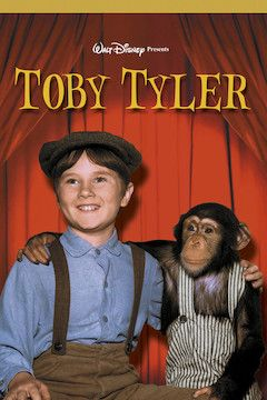 Toby Tyler movie poster.