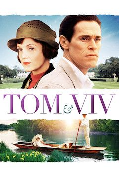 Tom and Viv movie poster.