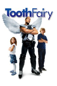 Tooth Fairy movie poster.