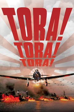 Tora! Tora! Tora! movie poster.