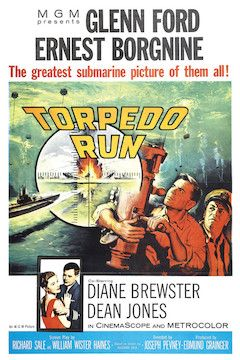 Torpedo Run movie poster.