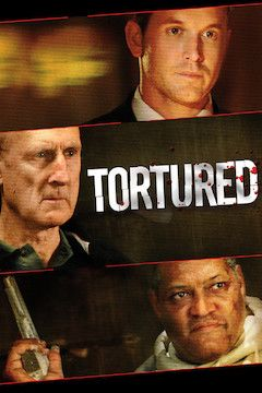Tortured movie poster.