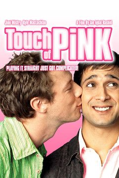 Touch of Pink movie poster.