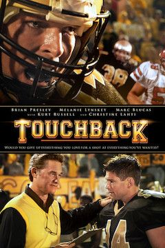 Touchback movie poster.